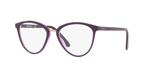 TOP VIOLET / VIOLET TRANSPARENT
