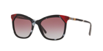 BLACK/TORTOISE WHITE/RED