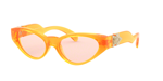 ORANGE FLUO TRANSPARENT