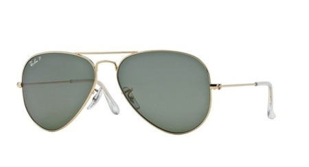 Ray Ban Rb 3025 Aviator Large Metal 001/58