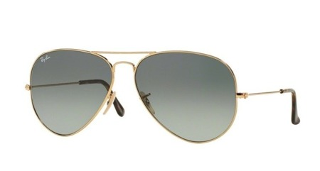 Ray Ban Rb 3025 Aviator Large Metal 181/71
